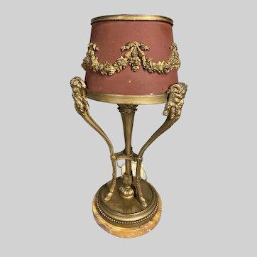 Antique French Louis XVI Desk/table  Lamp