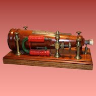 Grigg's Conical  Medical Electrotherapy Shock Device 1873