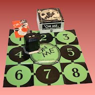 """ON ME"" Family Gambling Game 1930's"