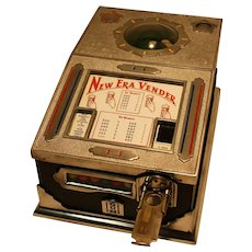 New Era Vender 1934 Counter Trade Stimulator Dice Game