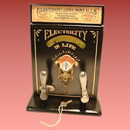 "Mills Firefly ""Electricity Is Life"" Arcade Electric Shock Machine"