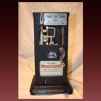 Schermack 3¢ Postage Machine 1930's