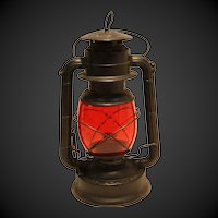 Dietz Kerosene Lantern New York No. 2  D-Lite-1924