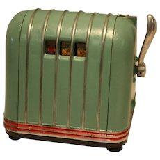 "Western Equipment ""Match-Em"" Gambling Machine 1937"