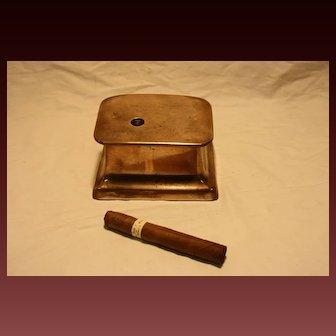 Erie 1889 Cigar Cutter with Clockwork Mechanism
