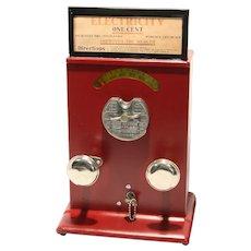 Advance Shock Machine Penny Arcade Electric Shocker