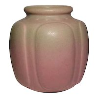 Rookwood Pottery, Arts + Crafts, Mock Turtle Back Vase