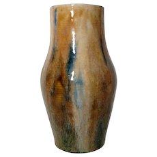 Dedham Pottery, Hugh Robertson Experimental Marbelized Glaze, Nice Form, Glaze