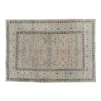 Antique Meshed Dorokhsh Oriental Rug Carpet  10.5x7.4 , Khorassan , Northeast Persia circa 1910