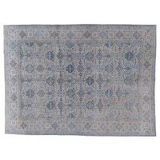 Tabriz Carpet , Oriental Rug , Azerbaijan Province , NW Persia 1920's , 11.5 x 8.5