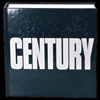 "Vintage Large ""Century"" Book"
