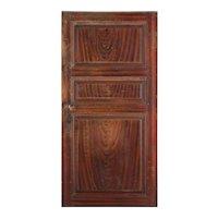 Danish Pine Single Panelled Door