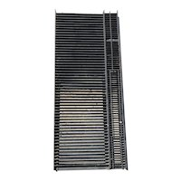American Acacia Hotel Wrought Iron Balcony Floor Grate [6 available]