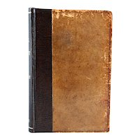 Leather Book: Remarks on the Life and Writings of Dr. Jonathan Swift by John Boyle