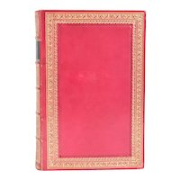 Leather Book: Lalla Rookh by Sir Thomas Moore