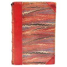 Leather Bound Book: John Halifax, Gentleman by Dinah Craik