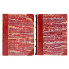 Set of Two Books: Rienzi and Harold by Right Honorable Lord Lytton