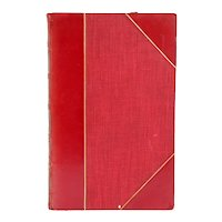 Leather Book: The Cloister and the Hearth by Charles Reade