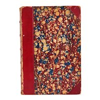 Leather Book: The Poetical Works of Thomas Hood by Thomas Hood