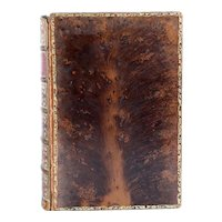 Leather Book: The Works of Lord Tennyson Poet Laureate