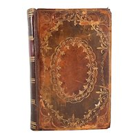 Leather Book: The Book of Common Prayer by Church of Scotland