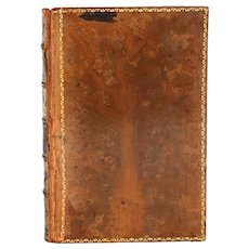 Leather Book: Westword Ho! by Charles Kingsley