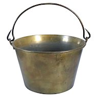 American H. W. Hayden for Waterbury Brass Company Jelly Pot Bucket