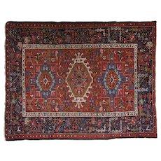 Persian Karajeh Wool Rug