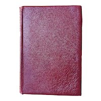 Leather Bound Book: THOMAS HARDY The Return of the Native