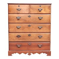 Anglo Indian Georgian Rosewood Chest of Drawers