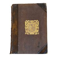 Leather Bound Book: The Life and Epistles of St. Paul