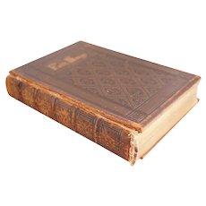 First Edition Book: Folk Songs Edited by John Williamson Palmer