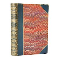 Leather Book: Adventures of Hajji Baba of Isphapan in England by James Morier, Esq.