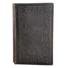 Book: Dred by Harriet Beecher Stowe, Vol. II