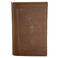 Book: Recollections of Geoffrey Hamlyn by Henry Kingsley