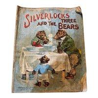 American Children's Book: Silverlocks and the Three Bears