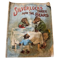 American Children's Book: Silverlocks and the Three Bears