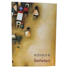 Art Catalog: Witold-K of Sotheby's