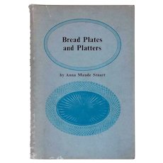 Vintage Book: Bread Plates and Platters by Anna Maude Stuart