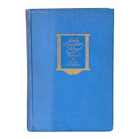 Vintage Book: Early American Inns and Taverns by Elise Lathrop