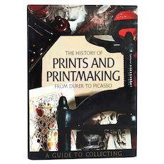 Book: The History of Prints and Printmaking from Durer to Picasso by Ferdinando Salamon