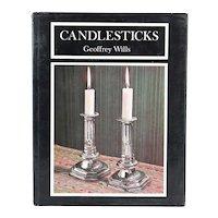 Vintage Book: Candlesticks by Geoffrey Wills