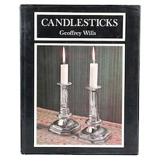Vintage Book: Candlesticks by Geoffrey Wills
