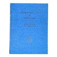 Vintage Book: Wedgwood Trio by Eliza Meteyard