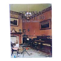 Vintage Book: Colonial Furniture in New Zealand by S. Northcote-Bade
