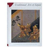 Vintage Book: Traditional Arts of Japan by H. Batterson Boger