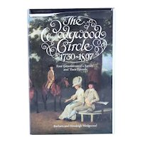 Signed Vintage Book: The Wedgwood Circle, 1730-1897 by Barbara and Hensleigh Cecil Wedgwood