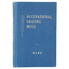 Vintage Book: Price List of Occupational and Society Emblems Shaving Mugs by W. Porter Ware