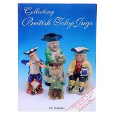 Book: Collecting British Toby Jugs by Vic Schuler