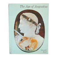 Vintage First Edition Book: The Age of Augustus by Donald C. Earl